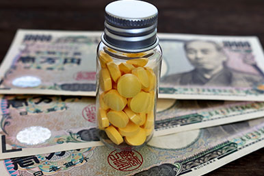 膨らむ医療費と社会福祉